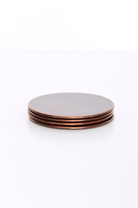 Sir/Madam Coasters - Copper