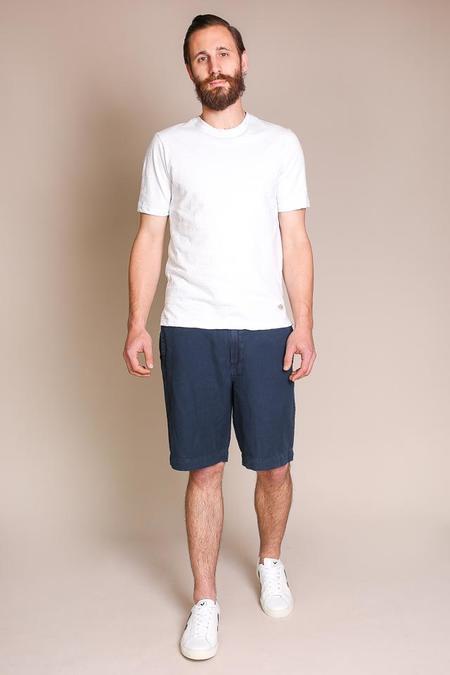 Outclass Iceberg Slub Knit Short Sleeve T-Shirt