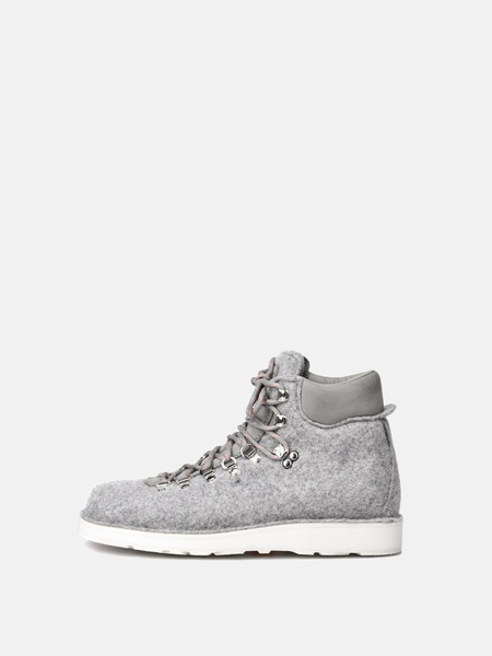 Diemme ROCCIA VET Boot - LIGHT GREY FELT