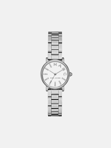 Marc by Marc Jacobs petite Classic Jewels watch - silver/white