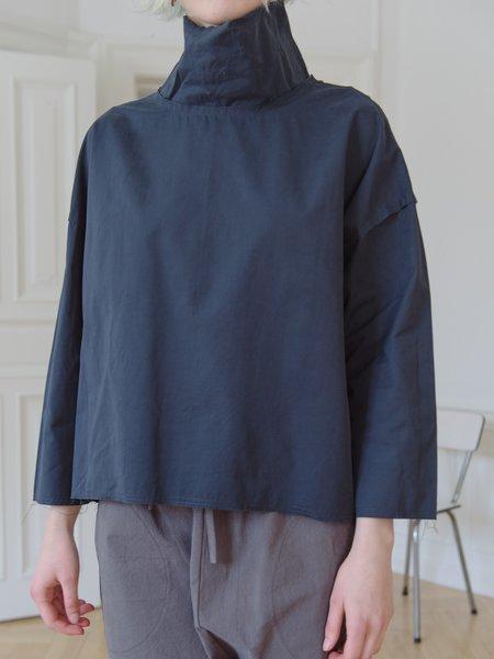 Priory Que Shirt - Anorak Blue/Black
