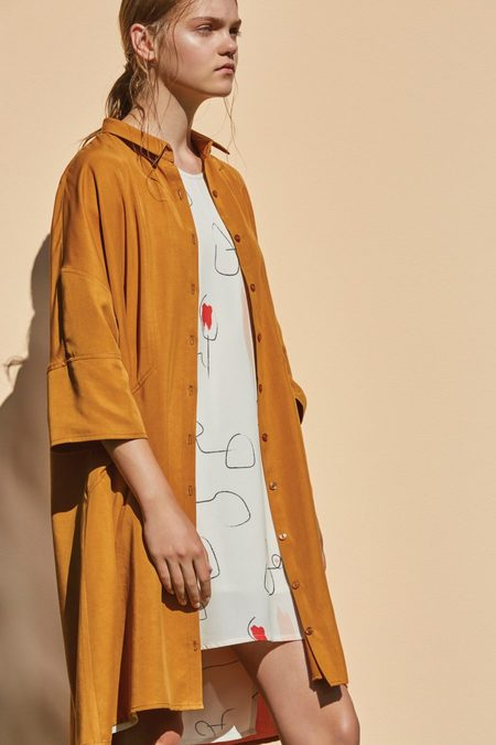 Eve Gravel Acres Dress/Jacket