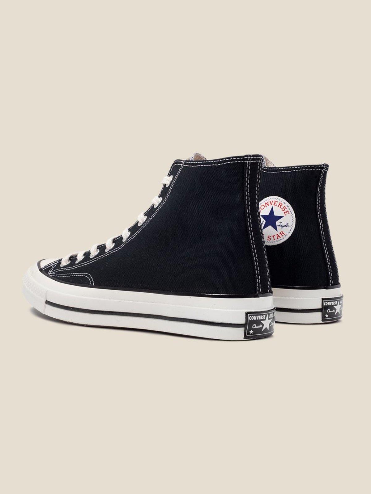 Converse CTAS 70 Hi Sneaker - Black