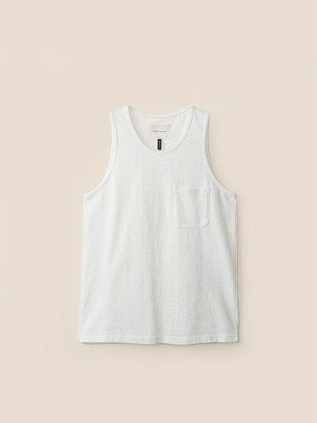 GENERAL ADMISSION California Tank Top - White
