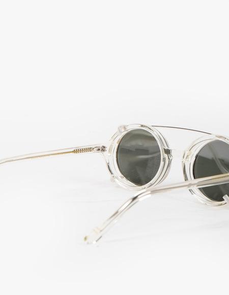 Han Kjøbenhavn Doc Clip-On Sunglasses - Champagne