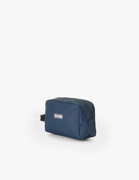 Ally Capellino Mini Simon Ripstop - Navy