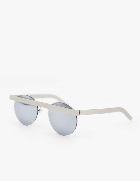 Han Kjøbenhavn Stable Sunglasses - Silver