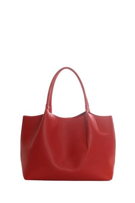 akaiv Soft Tote - red