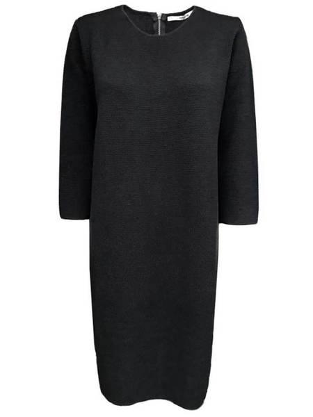 Sibin Linnebjerg Savanna Knit Dress - Navy