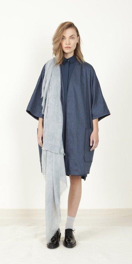 SCHAI Reversible Oblong Coat