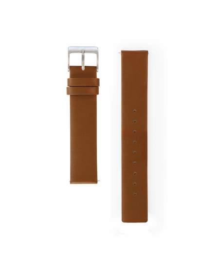 Unisex Tinker Watches Standard Strap - Camel