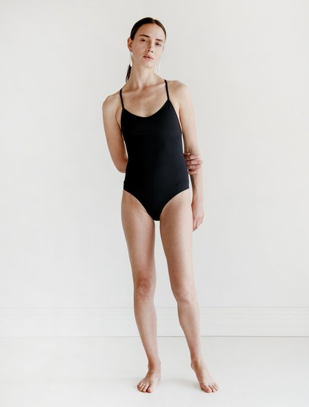 Her Line Georgia One Piece - Black