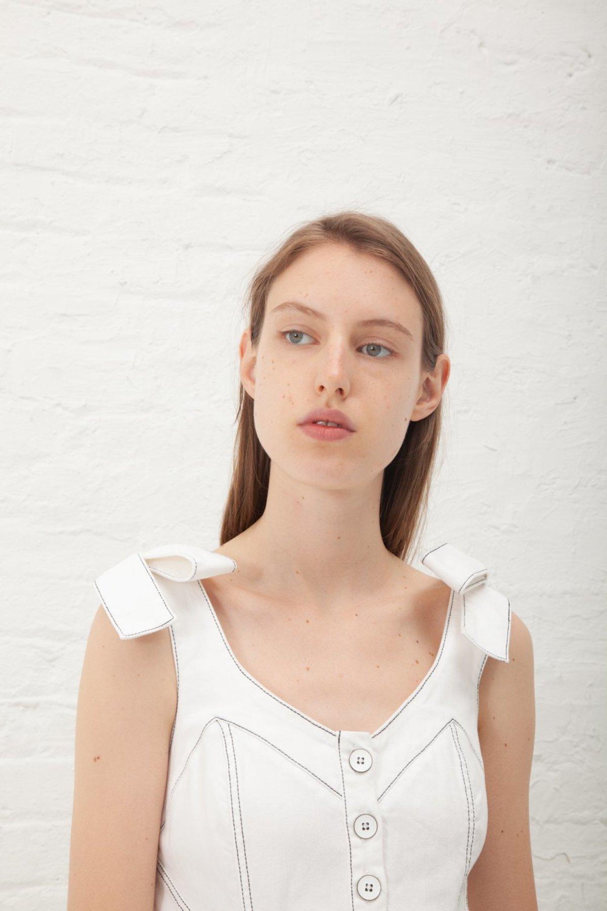 c65bb8b0628 Ulla Johnson Emory Dress - Blanc