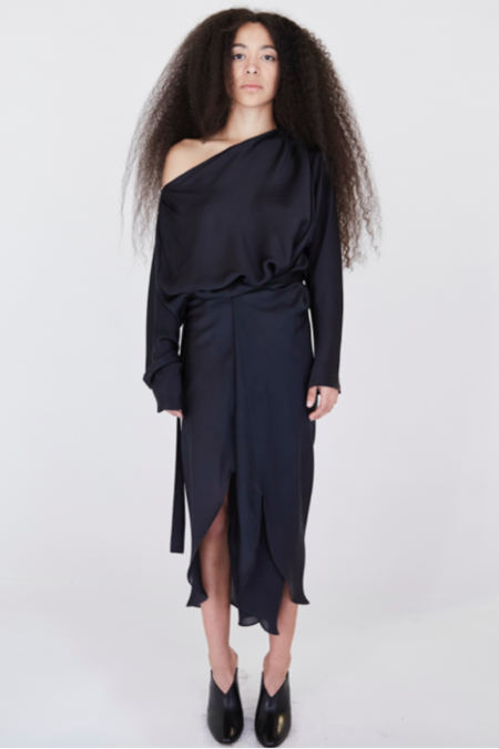 KES The Lia Crepe De Chine Dress