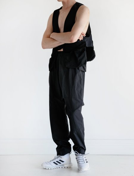 Phingerin Feather Pants - Black