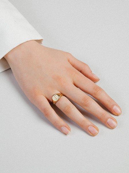 Wolf Circus Matisse Ring - Gold