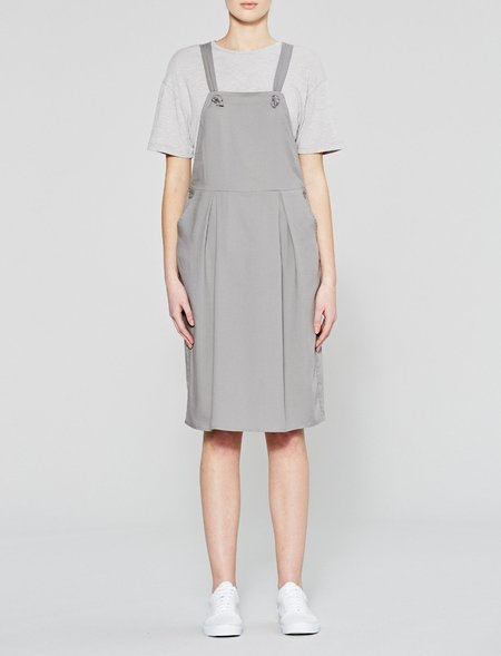 Native Youth Crater Dress - Grey