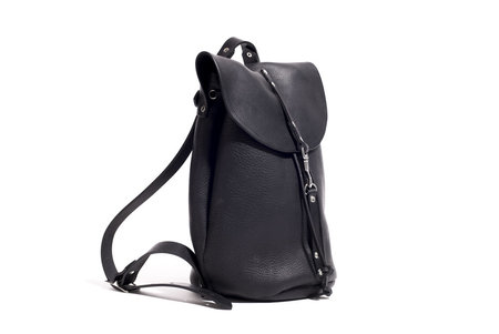 Sonya Lee Carver Backpack - Black