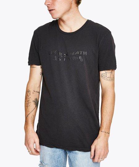 Ksubi LSD Short Sleeve Tee - Black