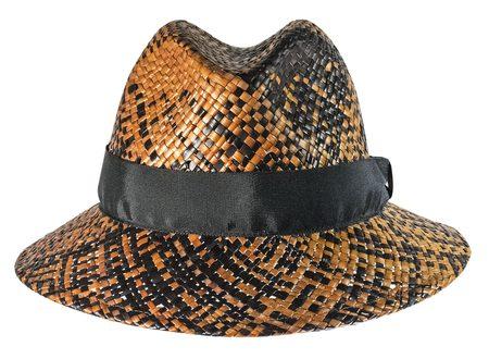 Unisex Canadian Hat Illalang Fedora Hat - Black
