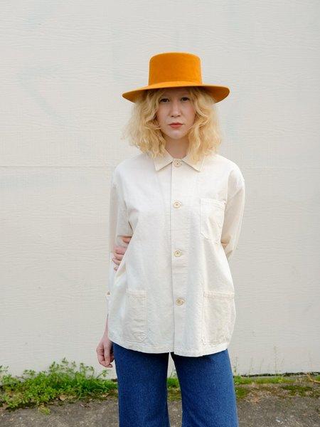 Brookes Boswell REINETTE hat - FINE FUR FELT