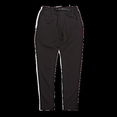 Unisex Gramicci Cool Max Knit Slim Pants - Black