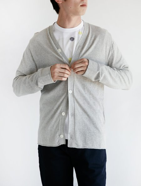 Comme des Garçons Cardigan - Light Grey