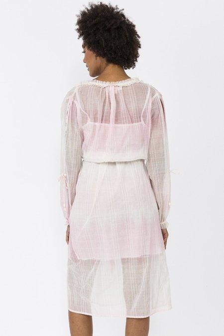 Lemlem Berhan Bohemian Dress - Pink