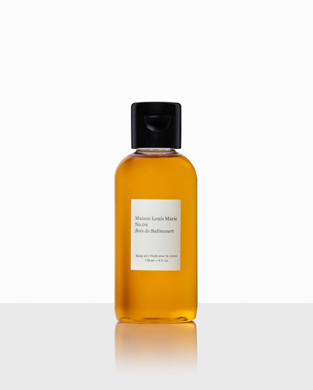 Maison Louis Marie No.04 Bois De Balincourt Body Oil
