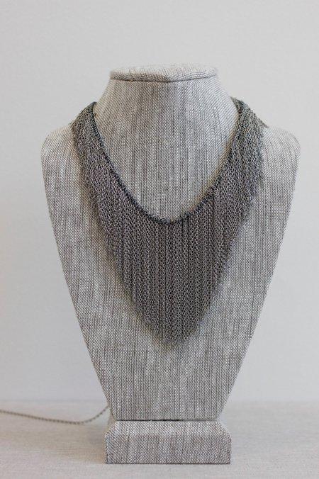 Jean Francois Mimilla Collier 117 Necklace - Steel