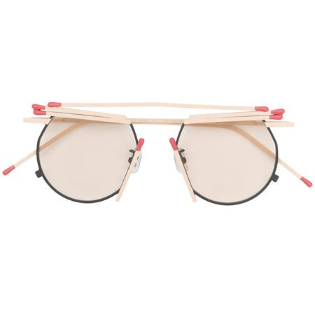 Unisex Henrik Vibskov x Gentle Monster Match Glasses - Beige