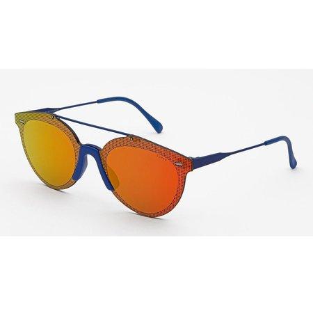 RetroSuperFuture Tuttolente Giaguaro Sunglasses - Tempo Red