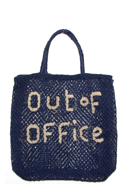 "The Jacksons ""Out of Office"" Tote - Indigo"