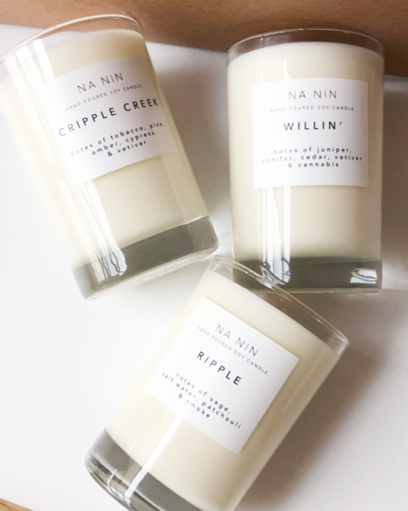 Na Nin Candle Trio Gift Set - 5oz