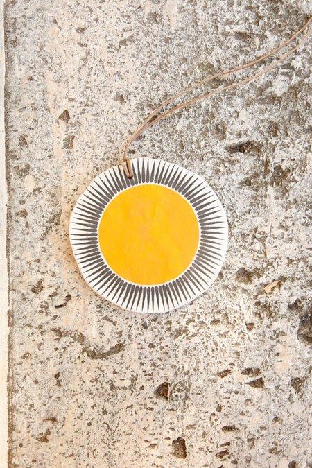 MQuan Ornament - Sun Marigold
