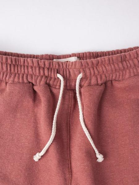 Satta Asana Shorts - Masala Red