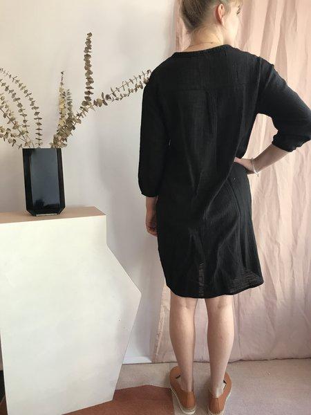 Melissa Nepton Roya Dress - Noir