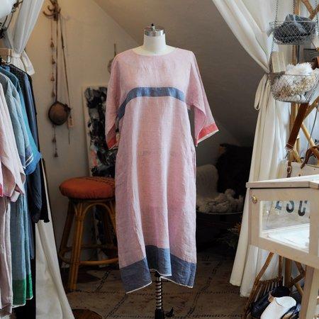 Eka Thyme Dress - Pink