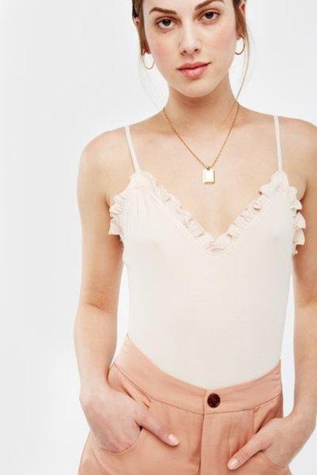 Capulet Fraise Bodysuit - blush