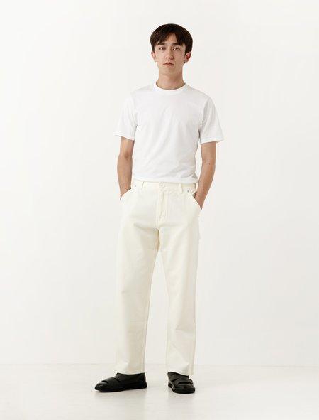 Tres Bien Carpenter Pant - Off White