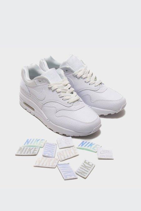 Nike Air Max 1 - 100 - White Velcro