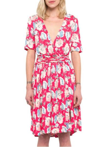 French Connection Cari Meadow Dress - floral
