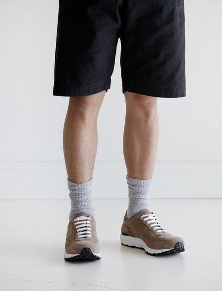 Erkn Article Runner Sneakers - Olive