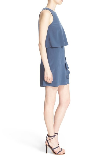 Tibi Sophia Dress - Blue