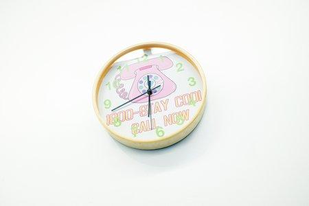 Printify Stay Cool Wall Clock