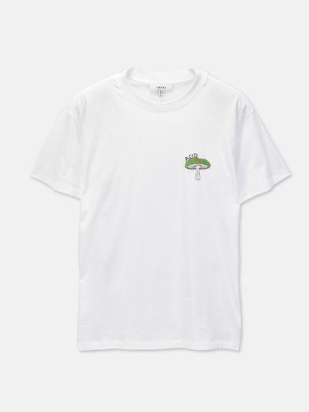Ganni Harway T-Shirt - BRIGHT WHITE