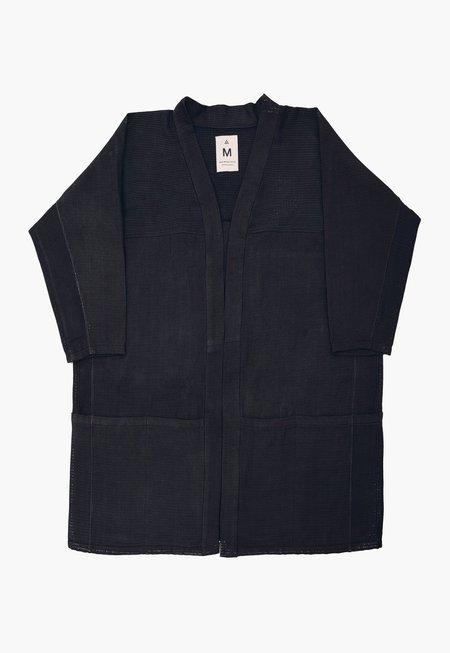 Unisex Deshal Twill Pocket Hanten - Black