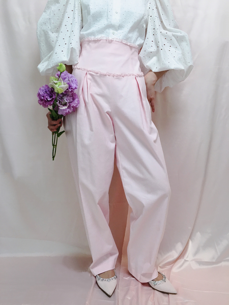 Fiola la Flore Sugar plum fairy pants - pink