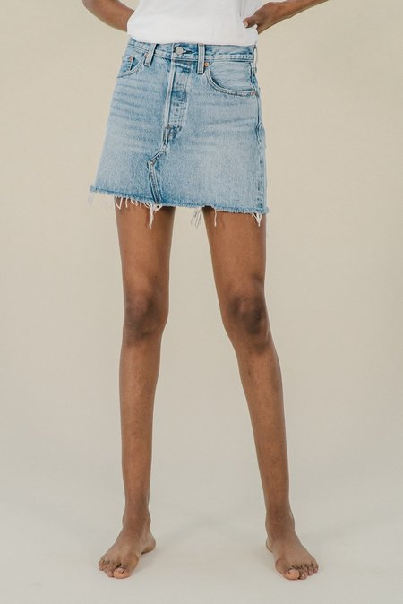 Levi's Deconstructed Skirt - Desperate Measures