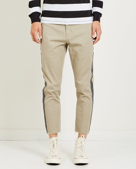Barney Cools B. RELAXED CHINO - TAPED TAN
